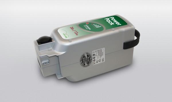 Panasonic Mittelmotor 36V13Ah Power Pack Rahmenakku + Ladegerät