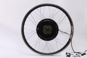 E-Bike Umbausatz Hinterrad 36V 500 Watt