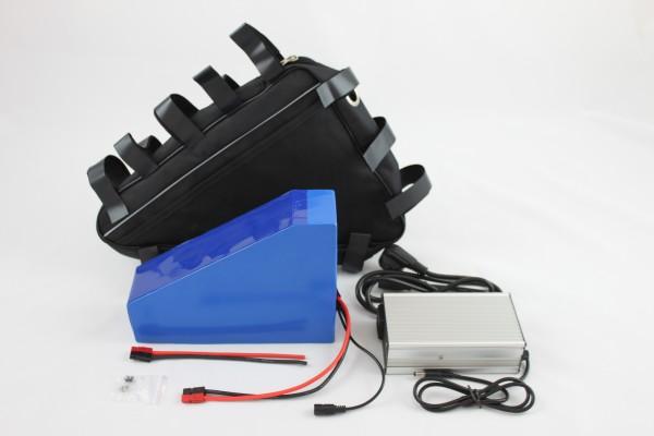 48V 20,4Ah Panasonic NCR 3400 Rahmenakku