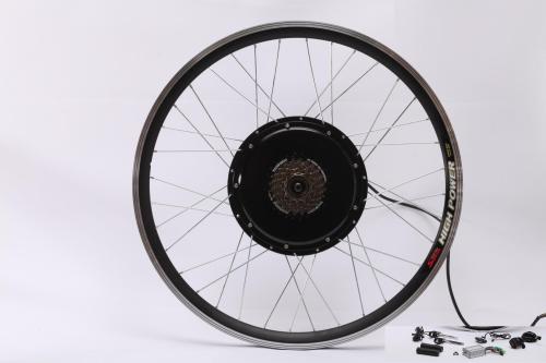 E-Bike Umbausatz Hinterrad 48V 500 Watt