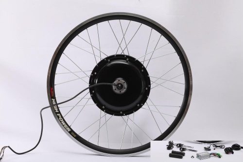 Front Wheel Conversion Kit 36V 500W