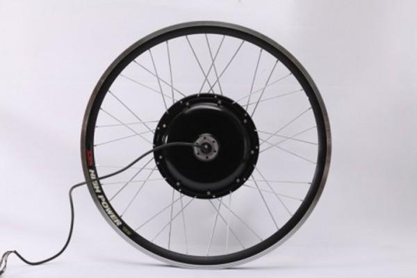 E-Bike Umbausatz Vorderrad 48V 1000 Watt